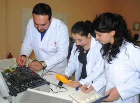 Kilis 7 Aralık University Lab