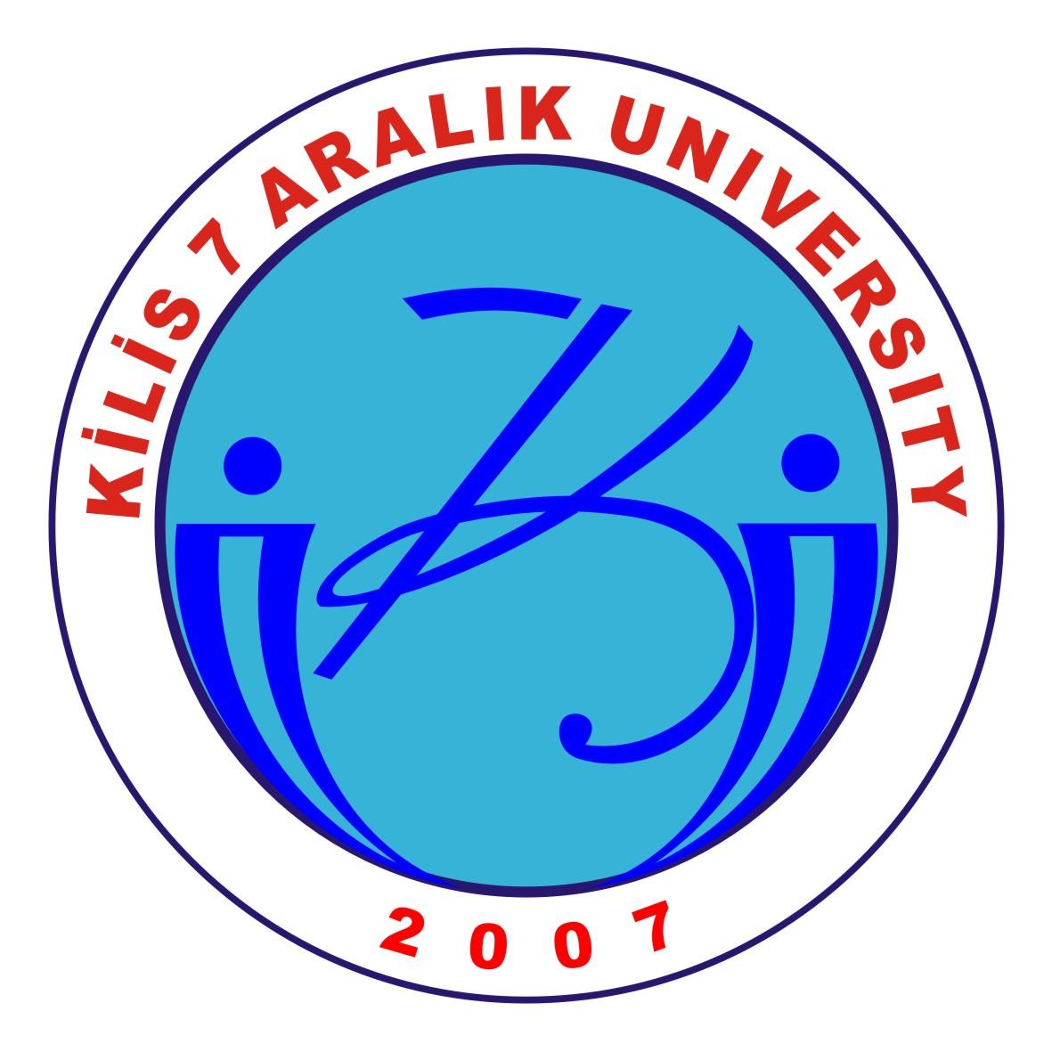 Kilis 7 Aralık University Logo
